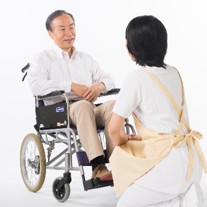 介護職の悩みを解決